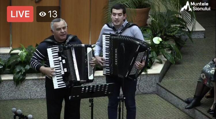 Acum LIVE VIDEO – Evanghelizare la Biserica Muntele Sionului Deva