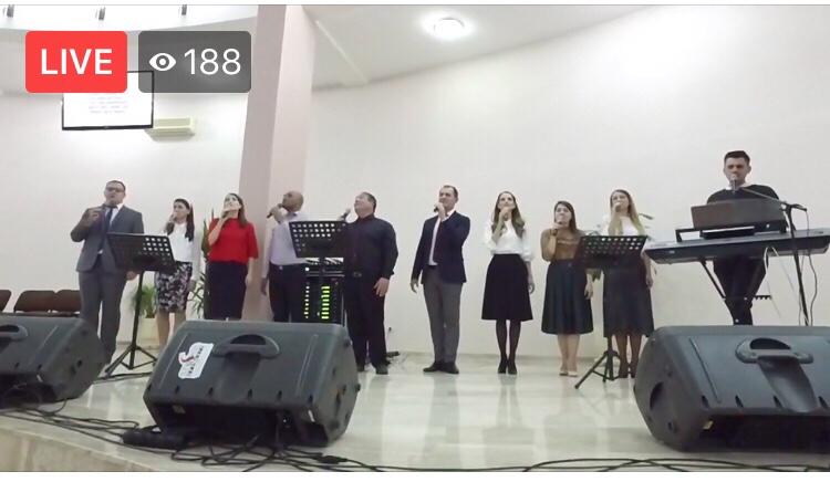 Acum LIVE video Turneu colinde Speranta la Zalău