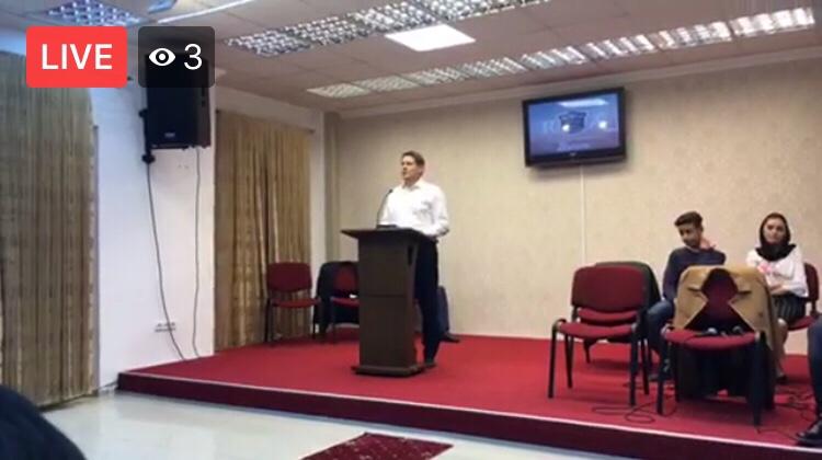 Acum live video Rugul Aprins – Mesaj Biblic: Ionica Jijie