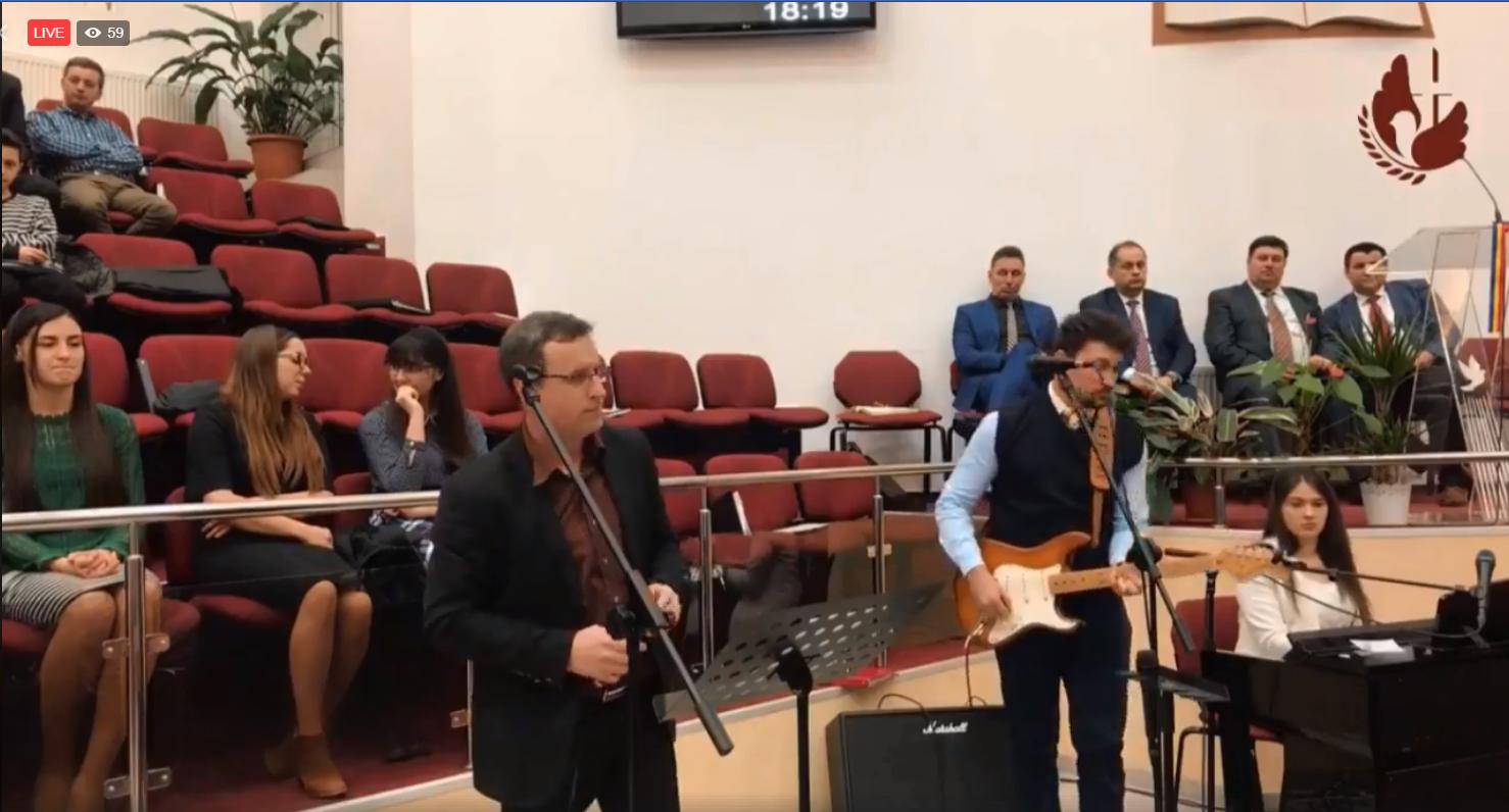 ACUM LIVE Evanghelizare Biserica Betleem Beclean – Pastor Victoras Campeanu